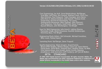 Adobe Red Pill