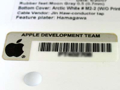 Apple Dev Team