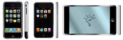 Apple Handheld