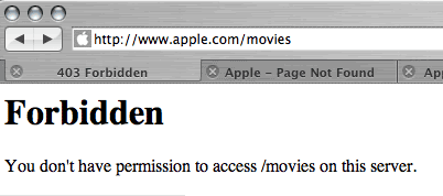 Apple Movies