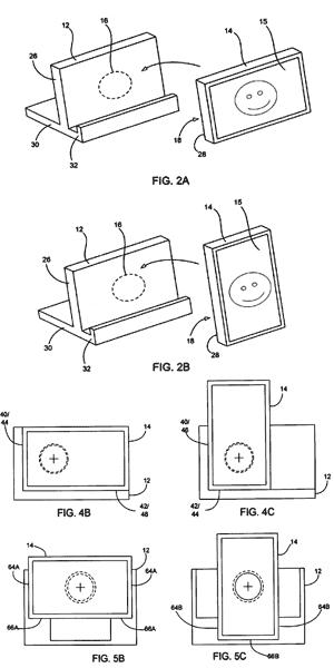 Dock-Patentantrag