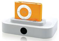 Dock-Adapter für den iPod shuffle