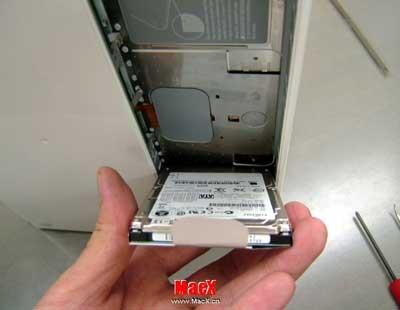 Festplatte Macbook