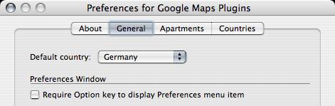 Googlemaps Plugin