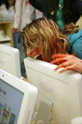 iMac Zombie