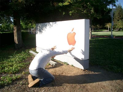 Apple Huldigung