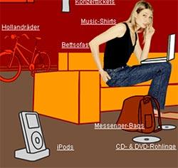 iPods bei ebay