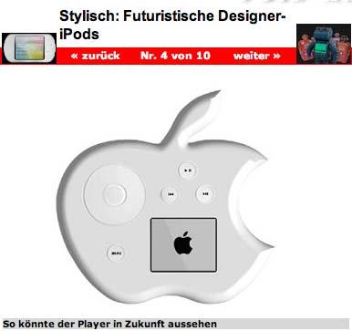 der nächste iPod