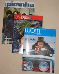 iPod Zeitschriften