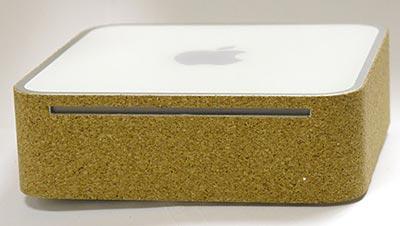 Mac mini verkorkt