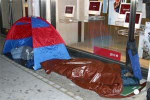 Regent Street Camper