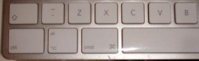 Internationale Tastatur