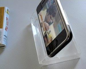 iPhone Aufsteller