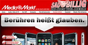 iPhone Media Markt