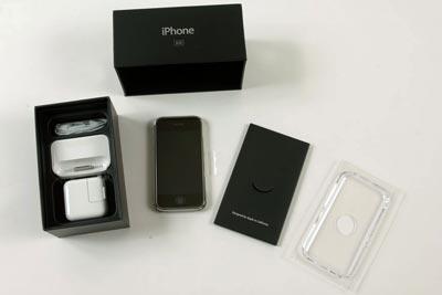 iPhone Packungsinhalt