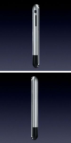 iPhone im Profil