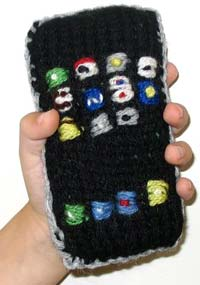 iPhone Strickware