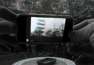 iPhone Videoaufzeichnung