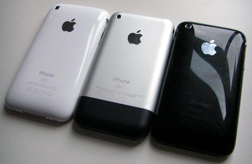das erste apple iphone