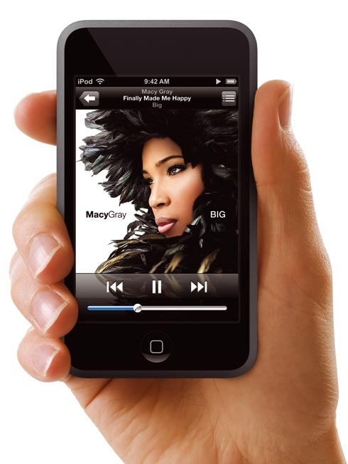 iPod touch Handheld