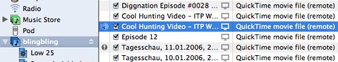 iTunes Movie Sharing