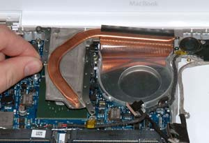 Macbook Heatsink