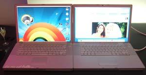 Macbook Pro vs. Powerbook