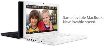 MacBook Mai 2007