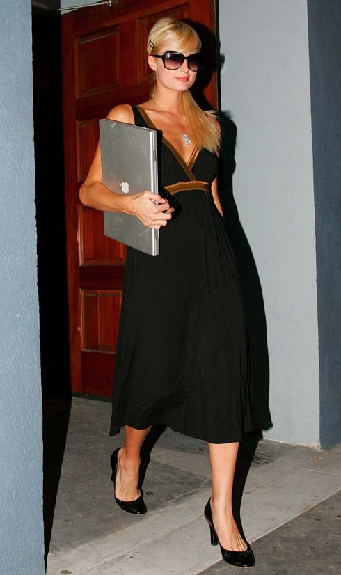 Paris Hilton MBP Teil 2