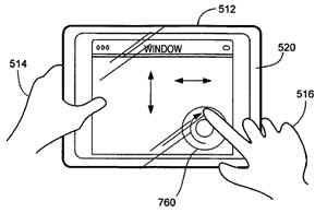 Scrollwheel Tablet