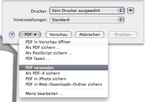 PDF Mail