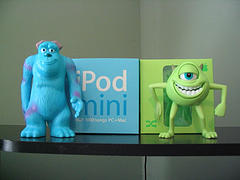 Pixar Ipod