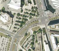 Autos zählen auf dem Stabi-Parkplatz