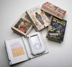 Pulp iPod fiction