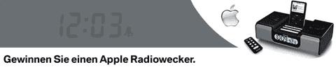 Apple Radiowecker