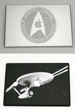 Star Trek Macbook