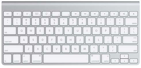 Apple Bluetooth Tastatur
