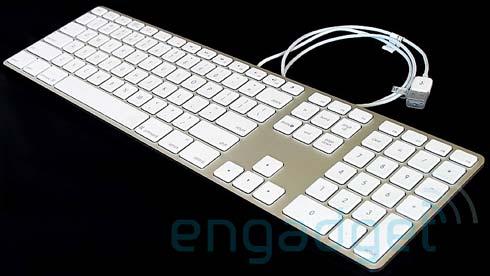 iMac-Tastatur?