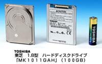 Toshiba 100GB