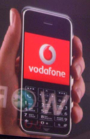 "Vodafone ""iPhone"""